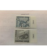 Faroe Islands Europa 1982 mnh stamps - $1.30