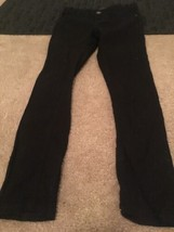 Place Girls Jeggings Stretch Casual Pants Sz 8 Black Clothes - $61.20