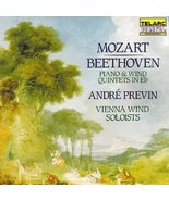 Mozart & Beethoven: Piano & Wind Quintets by Telarc (1990-10-25) [Audio ... - $23.98