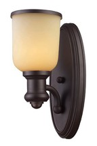 Elk 66170-1 Brooksdale 1-Light Sconce, 13-Inch, Oiled Bronze - $121.43