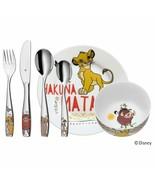 WMF Disney El König Löwe - Geschirr für Kinder 6 Teile, Teller, Napf Und... - $232.07