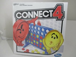 Hasbro Connect 4 Game (A5640) Made In Usa New Sealed - $15.99
