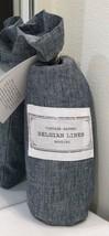 Restoration Hardware Vintage-Washed Belgian Linen Standard Sham Indigo NEW $99 - $39.99