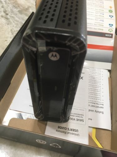 Motorola SURFboard SB6121 Cable Modem ForceWare-1.4b1-mod2
