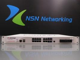 Fortinet FortiGate 200B FG-200B 16-Port Firewall Security Appliance P056... - $69.25