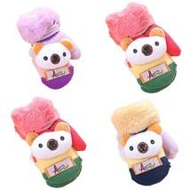 Winter Children Unisex Twist Gloves Warm Full Finger Gloves Autumn Mitte... - $157,50 MXN