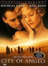 DVD - City of Angels DVD  - $7.08