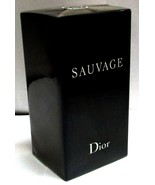 Christian Dior SAUVAGE EDT Spray 100ml 3.3oz 3.4oz Fragrance For Men New &Sealed - $77.98