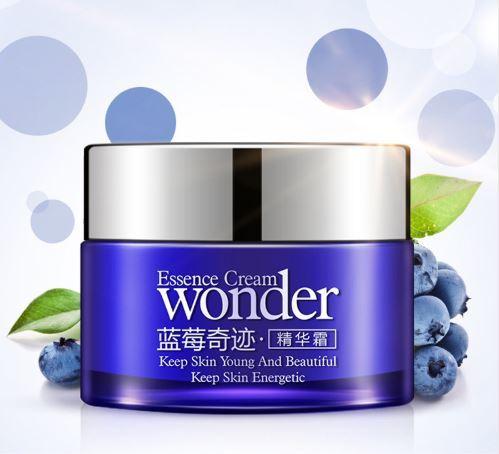 Bioaqua Wonder Natural Blueberry Essence Skin Cream 50g