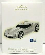 2009 Hallmark Keepsake 2009 Corvette Stingray Concept Ornament QXI2111 - $30.00