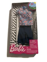Barbie Fashionista Complete Ken Doll Golf Outfit & Putter Golf Club - $11.00