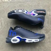 Nike Air Max Plus TN SE Men's Running Shoes Obsidian Racer Blue White AQ... - $102.00