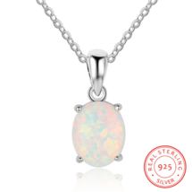 Women S925 Sterling Silver Pendant Necklaces - $28.73