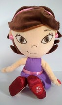 Medium Disney Little Einstein *Talking* June Soft  Plush Stuffed Doll 13... - $29.69