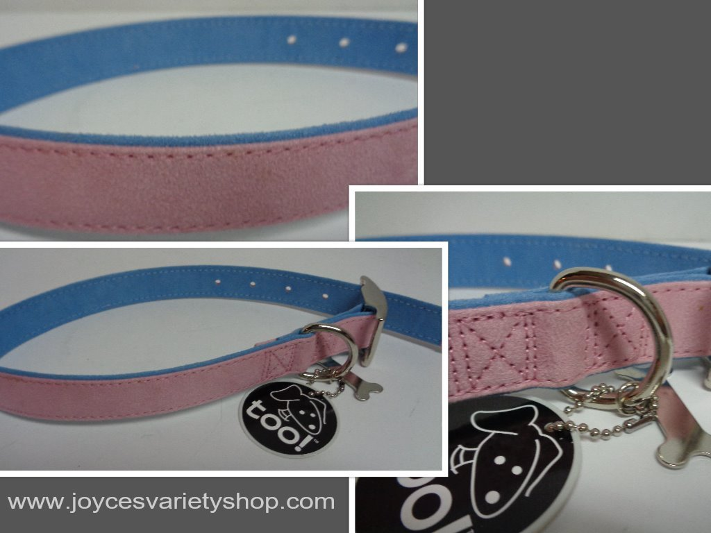 Pink   blue collar collage