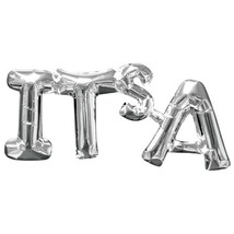amscan Party Decorations, Balloon Air-Filled Phrase It's A , Party Supplies, Gol - $52.91