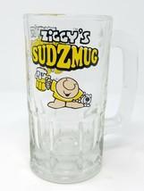 ZIGGY'S SUDZMUG 1979 COMIC CARTOON GLASS MUG ROOT BEER VTG TOM WILSON - $14.84