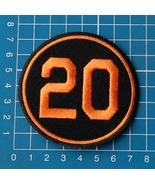 Frank Robinson #20  Baltimore Orioles Memorial MLB Baseball Jersey sew o... - $9.99