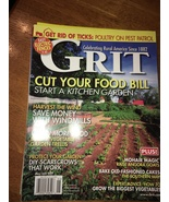 Grit Magazine May/June 2009 - Cut Your Food Bill - Start A Kitchen Garde... - $4.00