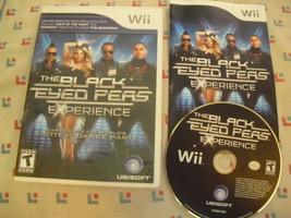 Black Eyed Peas Experience (Nintendo Wii, 2011) - $4.15