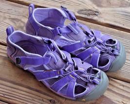 KEEN Newport H2 Men's Size 6 Waterproof Sandal 36 Purple Shoes Trail Hiking - $37.51 CAD
