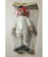 "Clown Doll BDB1026 13"" Red/Orange Hair Just For Keeps NIP Arts & Crafts ... - $18.80"