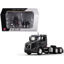 Volvo VNR 300 Day Cab Stormy Gray Metallic 1/64 Diecast Model by First Gear 60-0 - $50.13