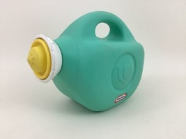Little Tikes Gardening Watering Can Toy Vintage Teal Pretend Play Water ... - $16.88