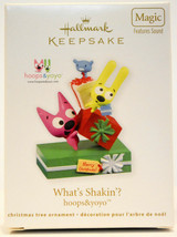 Hallmark - What's Shakin'? Hoops & Yoyo - Magic Sound - 2011 Keepsake Or... - $9.79