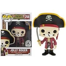 Funko Pop! Disney Pirates of the Caribbean Jolly Roger #258 (Disney Park... - $84.87
