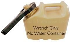 Water Cap Wrench for Jerry Cans Scepter, LCI & Skilcraft MWC Military Wa... - $567,75 MXN
