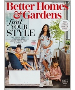 Better Homes & Gardens September 2018 NEW in plastic - $6.00