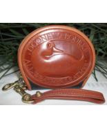 Dooney duck coin w53 black british tan front thumbtall