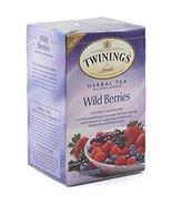 Twinings Revive Herbal Tea - Wild Berries flavor Tea Bags - 1.41 Ounce B... - $35.23