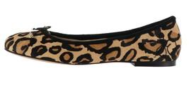 Sam Edelman Animal Print Ballet Flats Felicia New Nude 8.5M NEW A368657 - $111.85