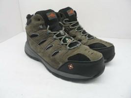 Merrell Women's Windoc Steel Toe Steel Plate Mid Safety Hiker J17862 Grey 9.5M - $37.99