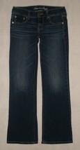 American Eagle Favorite Boyfriend Stretch Denim Jeans Size 4 Short - $23.99