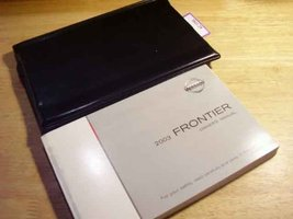 2003 Nissan Frontier Owners Manual [Paperback] Nissan - $103.01