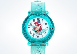 Disney Parks Once Upon a Time Ariel Watch for Kids New with Case - $19.86
