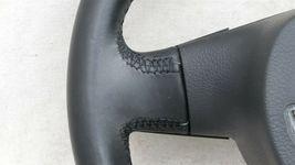 09 - 17 Volkswagen CC Eos Golf 3-Spoke Multifunction Steering Wheel Blck Leather image 9