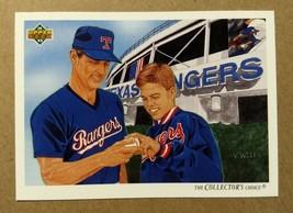 Nolan Ryan - Texas Rangers 1992 Upper Deck #92 - Lot #1 - Fast Shipping - $1.97
