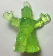 VTG GODZILLA MONSTER ~CEREAL~CRACKER JACK~PLASTIC TOY GREEN HONG KONG - $10.84