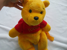 15 Inches Disney Winnie The Pooh Back Pack Toddler - $34.65