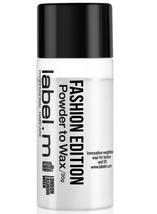 label.m Fashion Edition Powder to Wax, 20gr