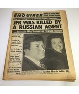 National Enquirer 5/4/76 Russian Agent Killed JFK;Jackie Onassis & Killi... - $29.65