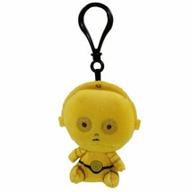 Star Wars Classic C3PO Mystery Mini Plush Keychain Backpack Clip! - $4.99