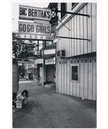 West Virginia Postcard Wheeling Big Bertha's Go Go Girls  - $3.79