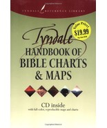 Tyndale Handbook of Bible Charts and Maps (Tyndale Reference Library) [P... - $18.61