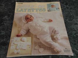 Cuddle Me Layettes by Sandra Abbate Leisure Arts - $9.99