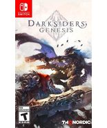 Brand new Darksiders Genesis Nintendo Switch free shipping - $32.19